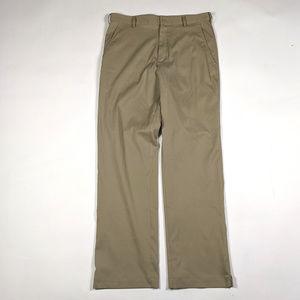 Nike Golf Dri Fit Flat Front Tech 32 X 32 Pants